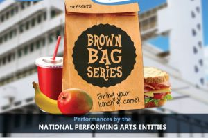 Brown Bag @ National Library of Trinidad and Tobago